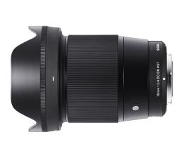 Obiektywy stałoogniskowy Sigma C 16mm f1.4 DC DN Sony-E