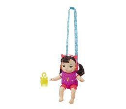 Lalka i akcesoria Baby Alive Lalka w nosidełku czarne włosy