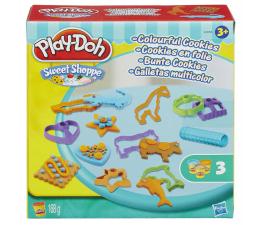 Zabawka plastyczna / kreatywna Play-Doh Kolorowe ciasteczka