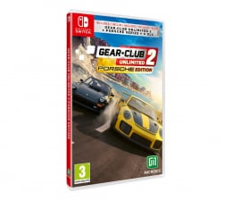Gra na Switch Switch GEAR CLUB UNLIMITED 2 PORSHE EDITION