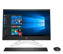 All in One HP 24 AiO A9-9425/4GB/256/Win10 IPS Black