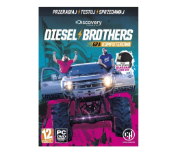 Gra na PC PC DISCOVERY: DIESEL BROTHERS