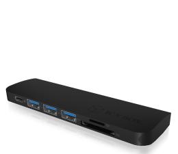 Stacja dokująca do laptopa ICY BOX USB-C - USB, HDMI, SD, PD