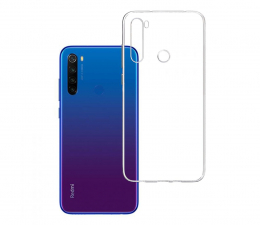 Etui/obudowa na smartfona 3mk Clear Case do Xiaomi Redmi Note 8t