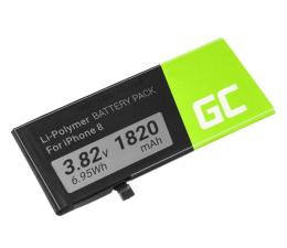 Bateria do smartfonów Green Cell Bateria A1863 do Apple iPhone 8 + zestaw narzędzi