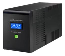 Zasilacz awaryjny (UPS) Power Walker VI 2000 PSW (2000VA/1400W, 4x PL, LCD, USB, AVR)