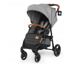 Wózek spacerowy Kinderkraft Grande 2 Grey