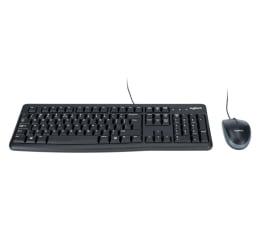 Zestaw klawiatura i mysz Logitech MK120 Wired
