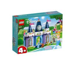 Klocki LEGO® LEGO Disney Przyjęcie w zamku Kopciuszka