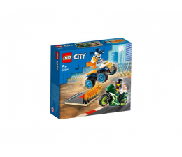 Klocki LEGO® LEGO City Ekipa kaskaderów