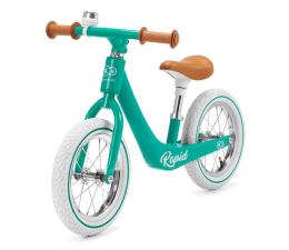 Rowerek Kinderkraft Rowerek biegowy magnesium RAPID Midnight Green