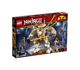 Klocki LEGO® LEGO NINJAGO Złota zbroja