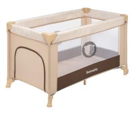 Łóżeczko dla dziecka Lionelo Adriaa Beige Stripes
