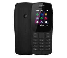 Smartfon / Telefon Nokia 110 Dual SIM czarny