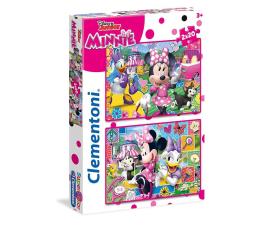 Puzzle dla dzieci Clementoni Puzzle Disney 2x20 el. Minnie Happy Helpers
