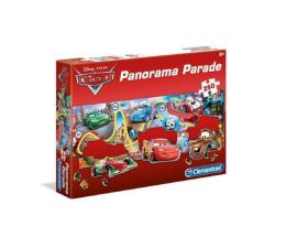 Puzzle dla dzieci Clementoni Puzzle Disney 250 el. Panorama Parade Cars