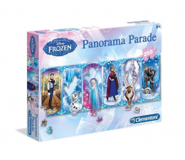 Puzzle dla dzieci Clementoni Puzzle Disney 250 el. Panorama Parade Frozen