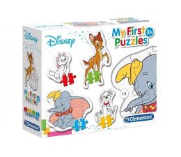 Puzzle dla dzieci Clementoni Puzzle Disney 3-6-9-12 Moje Pierwsze Puzzle