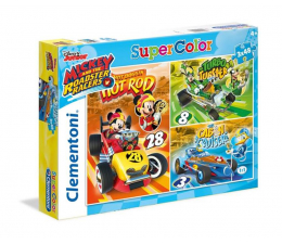 Puzzle dla dzieci Clementoni Puzzle Disney 3x48 el Mickey