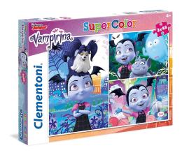Puzzle dla dzieci Clementoni Puzzle Disney 3x48 el. Vampirina