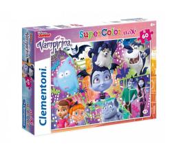Puzzle dla dzieci Clementoni Puzzle Disney 60 el. Maxi Vampirina