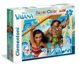 Puzzle dla dzieci Clementoni Puzzle Disney Maxi 60 el. Vaiana