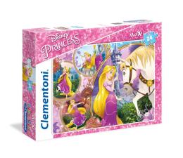 Puzzle dla dzieci Clementoni Puzzle Disney Maxi 24 el. Princess Tangled