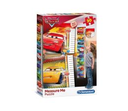 Puzzle dla dzieci Clementoni Puzzle Disney 30 el Miarka Cars 3