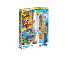 Puzzle dla dzieci Clementoni Puzzle Disney 30 el. Miarka Mickey