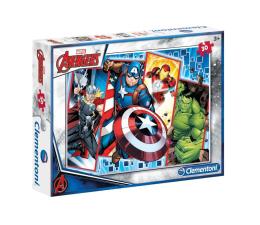 Puzzle dla dzieci Clementoni Puzzle Disney 30 el The Avengers