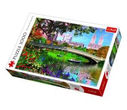 Puzzle 1000 - 1500 elementów Trefl 1000 el Central Park Nowy York