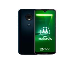 Smartfon / Telefon Motorola Moto G7 Plus 4/64GB Dual SIM granatowy + etui