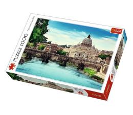 Puzzle 1000 - 1500 elementów Trefl 1000 el Most Świętego Anioła