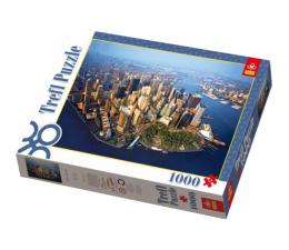 Puzzle 1000 - 1500 elementów Trefl 1000 el Nowy Jork
