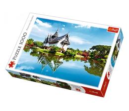 Puzzle 1000 - 1500 elementów Trefl 1000 el Pałac Sanphet Prasat