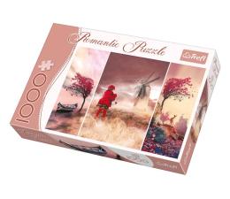 Puzzle 1000 - 1500 elementów Trefl 1000 el Romantic Baśniowa Kraina