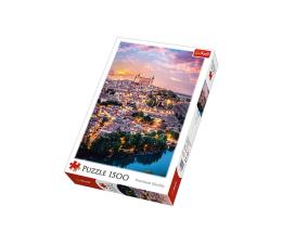 Puzzle 1000 - 1500 elementów Trefl 1500 el Toledo Hiszpania