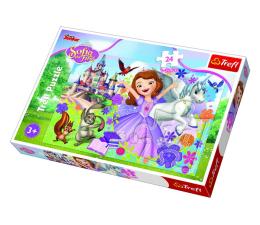 Puzzle dla dzieci Trefl 24-Maxi Kolorowy świat Zosi
