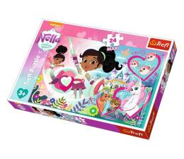 Puzzle dla dzieci Trefl 24-Maxi Nieustraszona księżniczka