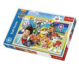 Puzzle dla dzieci Trefl 24-Maxi Psi Patrol Wesoła drużyna