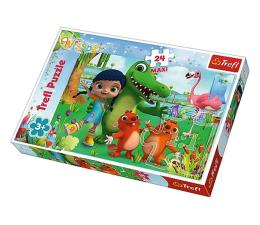 Puzzle dla dzieci Trefl 24-Maxi Świat pełen przyjaźni Wissper