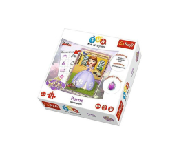 Puzzle dla dzieci Trefl Disney 15 el Sofia the First Fun for everyone