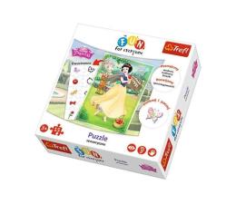 Puzzle dla dzieci Trefl Disney 15 el Śnieżka Fun for everyone