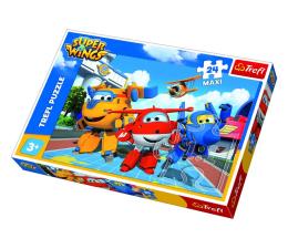 Puzzle dla dzieci Trefl 24-Maxi Wesołe samoloty