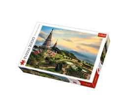 Puzzle powyżej 1500 elementów Trefl 2000 el Bajkowe Chiang Mai