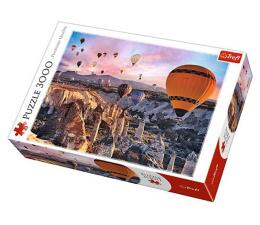 Puzzle powyżej 1500 elementów Trefl 3000 el Balony nad Kapadocją