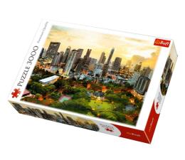 Puzzle powyżej 1500 elementów Trefl 3000 el Zachód słońca w Bangkoku