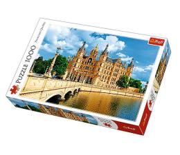 Puzzle 1000 - 1500 elementów Trefl 1000 el Zamek w Schwerinie