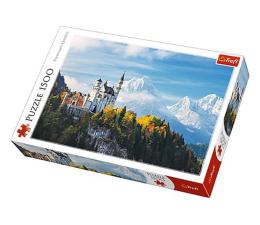Puzzle 1000 - 1500 elementów Trefl 1500 el Alpy Bawarskie