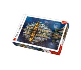 Puzzle 1000 - 1500 elementów Trefl 1500 el Wat Pa Phu Kon Tajlandia